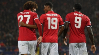 Manchester United - Fellaini, Rashford e Lukaku