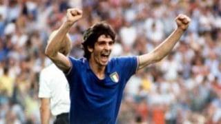 1982: Itália - Paolo Rossi
