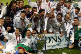2001/2002 - Real Madrid