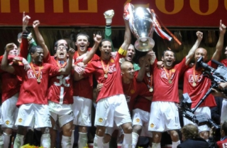 2007/2008 - Manchester United