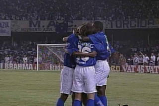 Quartas de final da Copa do Brasil de 1998