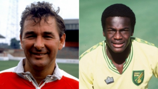 Brian Clough x Justin Fashanu - Nottingham Forest