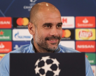 Pep Guardiola - Coletiva Manchester City