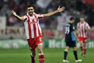 Olympiacos (GRE) 3 x 1 Arsenal
