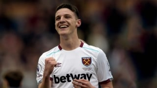 Declan Rice, do West Ham