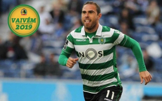 Bruno Cesar, do Sporting-POR