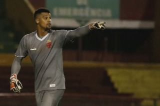 Alexander - goleiro sub-20 do Vasco