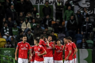 Sporting x Benfica