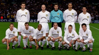 Leeds United - Champions League