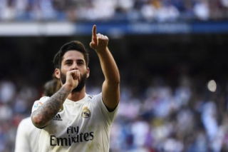 Isco - Real Madrid x Celta