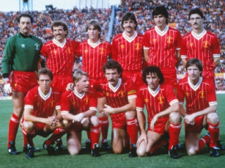 Liverpool Champions League - 1984-85