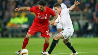 Sevilla x Liverpool - Final Europa League 2016