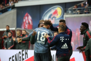 RB Leipzig x Bayern de Munique