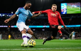 Manchester City x Manchester United - Disputa