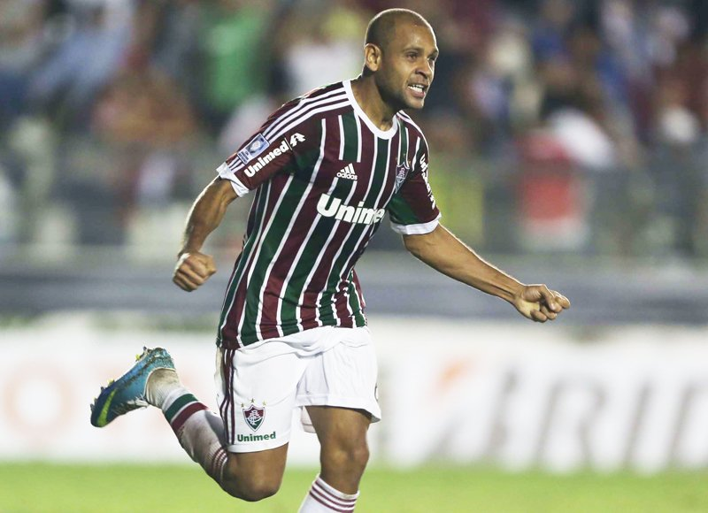Fluminense x Emelec - Carlinhos (Foto: Cleber Mendes/ LANCE!Press)