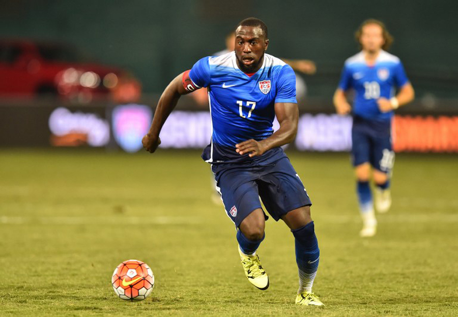 Jozy Altidore, do Toronto, ganhou US$ 4.750.000 no ano de 2015