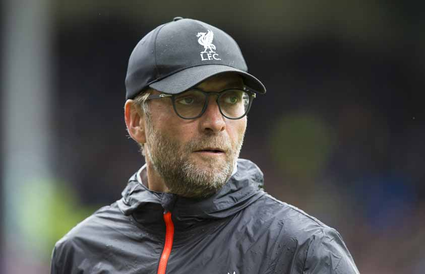Klopp - Burnley x Liverpool