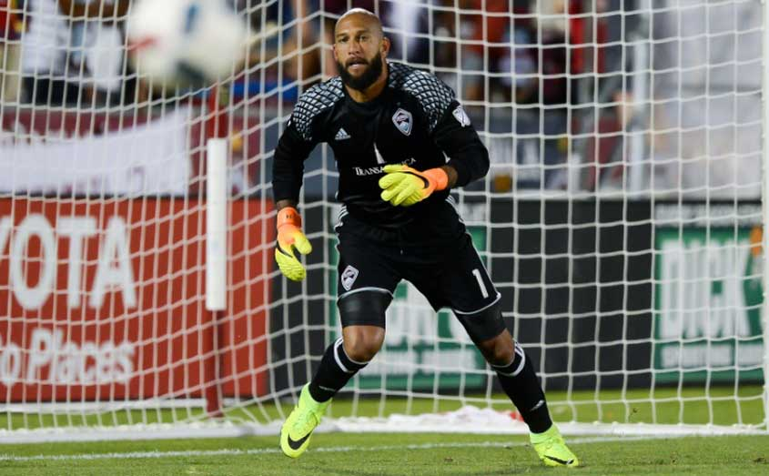 Tim Howard - Colorado Rapids