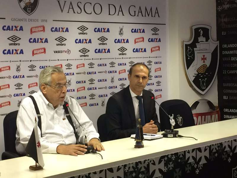 Milton Mendes no Vasco