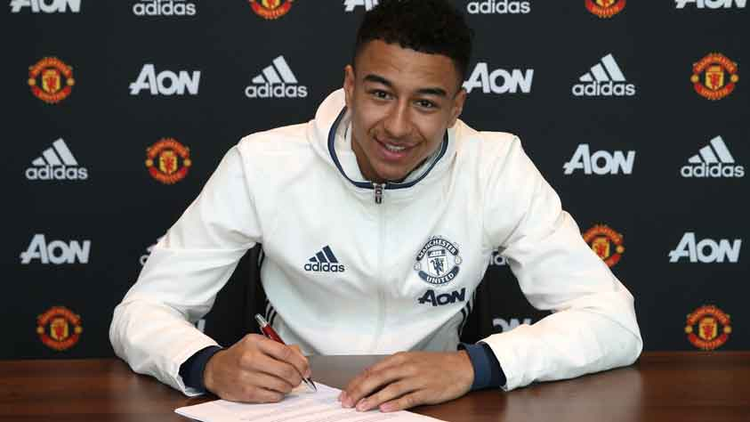 Lingard - Manchester United