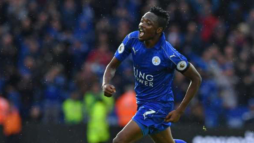 Ndidi, do Leicester