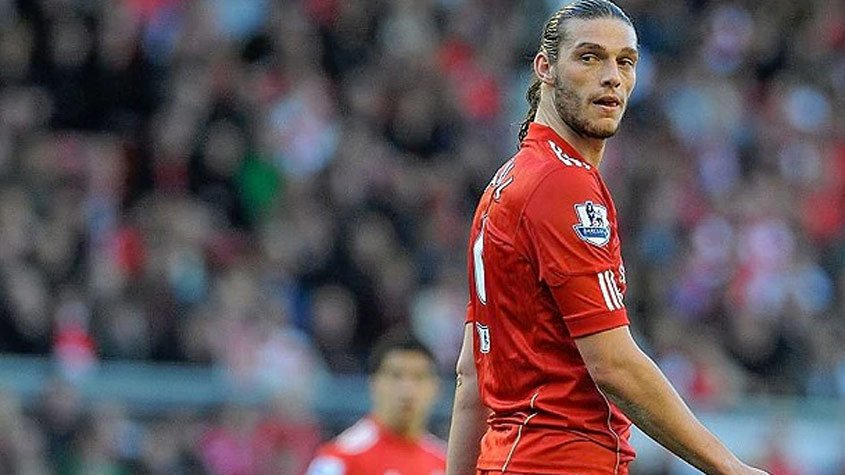 Andy Carroll, Liverpool