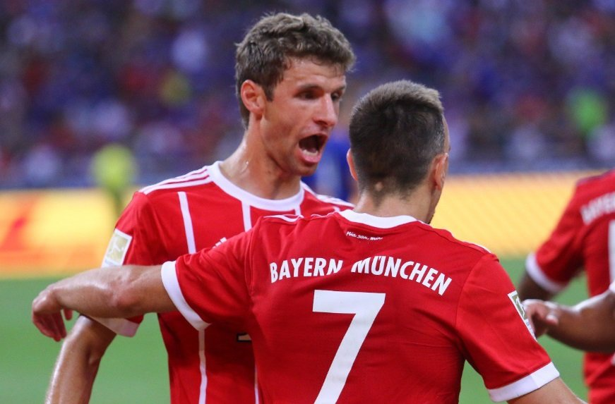 Müller -  Bayern de Munique