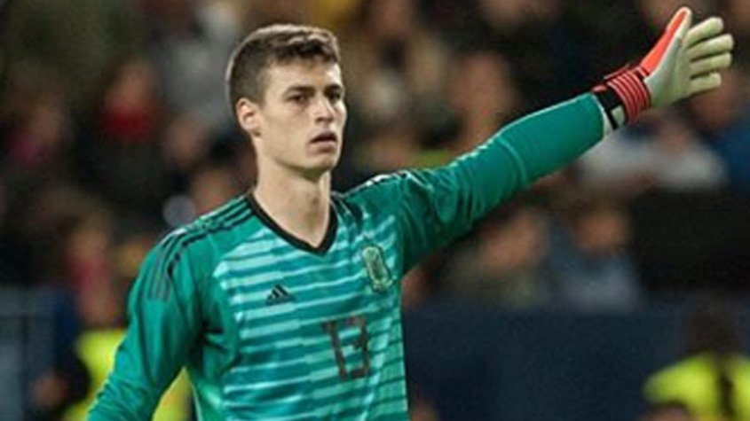Kepa Arrizabalaga, goleiro do Athletic Bilbao