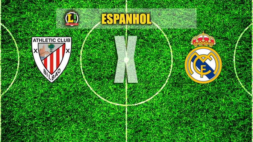 Athletic Bilbao x Real Madrid
