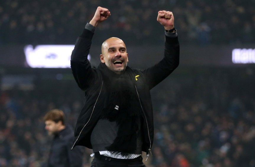 Pep Guardiola - Manchester City