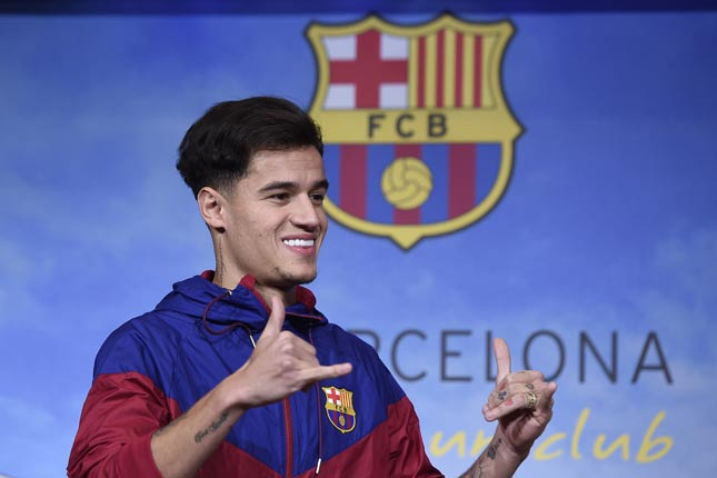 Philippe Coutinho - Barcelona