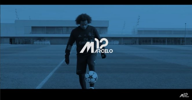 Marcelo inaugura canal no YouTube com vídeo de bastidores do Real