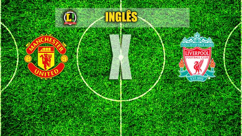 INGLÊS: Manchester United x Liverpool