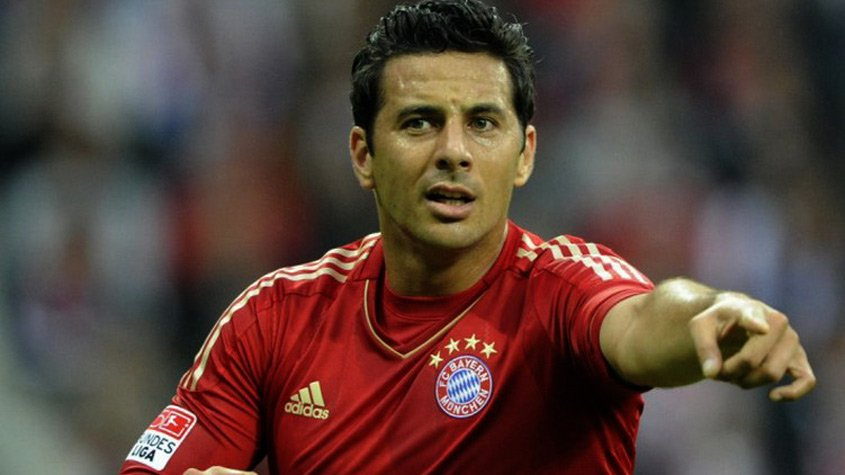 Claudio Pizarro - Bayern de Munique