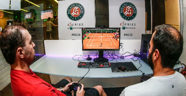 Roland Garros game