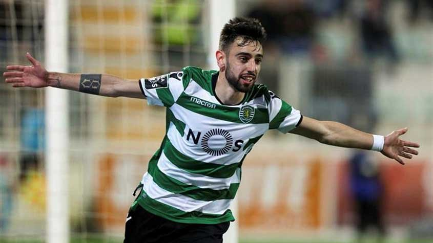 Bruno Fernandes, do Sporting