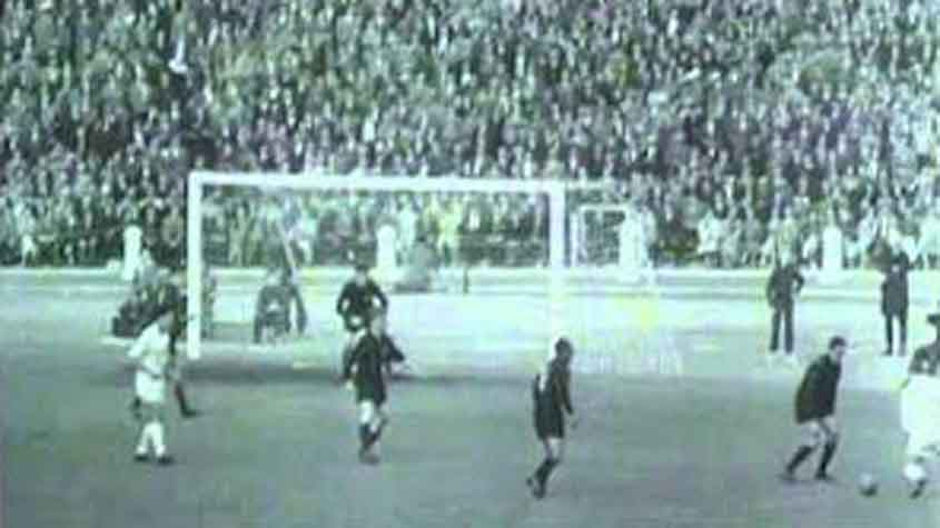 1957-58 - Real Madrid 3 x 2 AC Milan