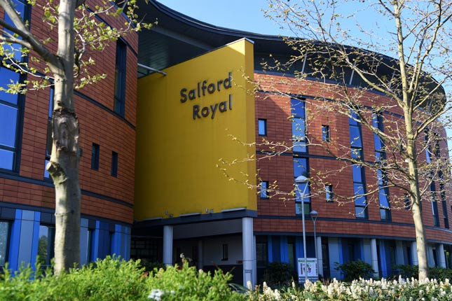 Hospital Royal Salford