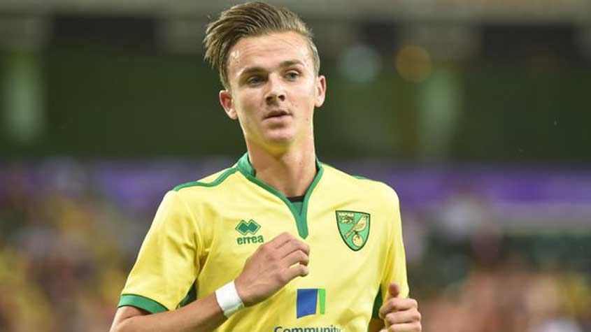 JAMES MADDISON , do Norwich
