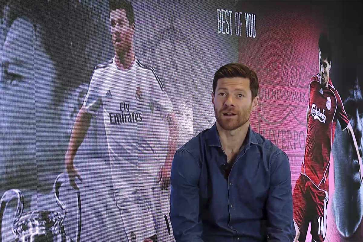 Xabi Alonso - Real Madrid e Liverpool