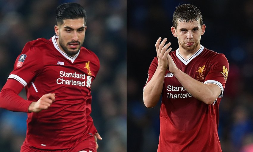 Emre Can e Flanagan