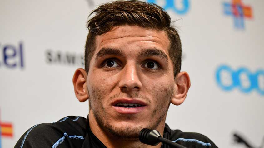 Lucas Torreira, do Uruguai