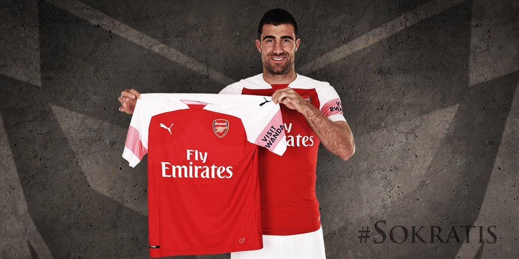 Sokratis Arsenal