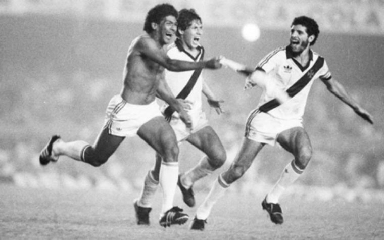 Vasco x Flamengo - Final do Carioca de 1988 (Gol do Cocada)