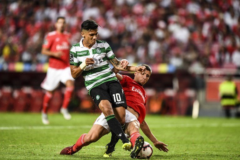Benfica x Sporting