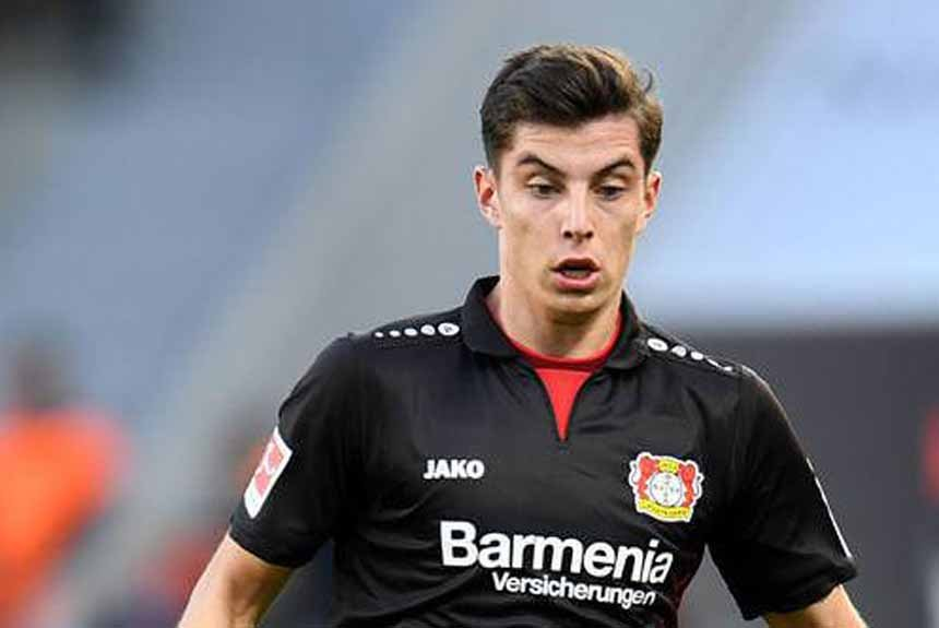 Kai Havertz (Bayer Leverkusen)