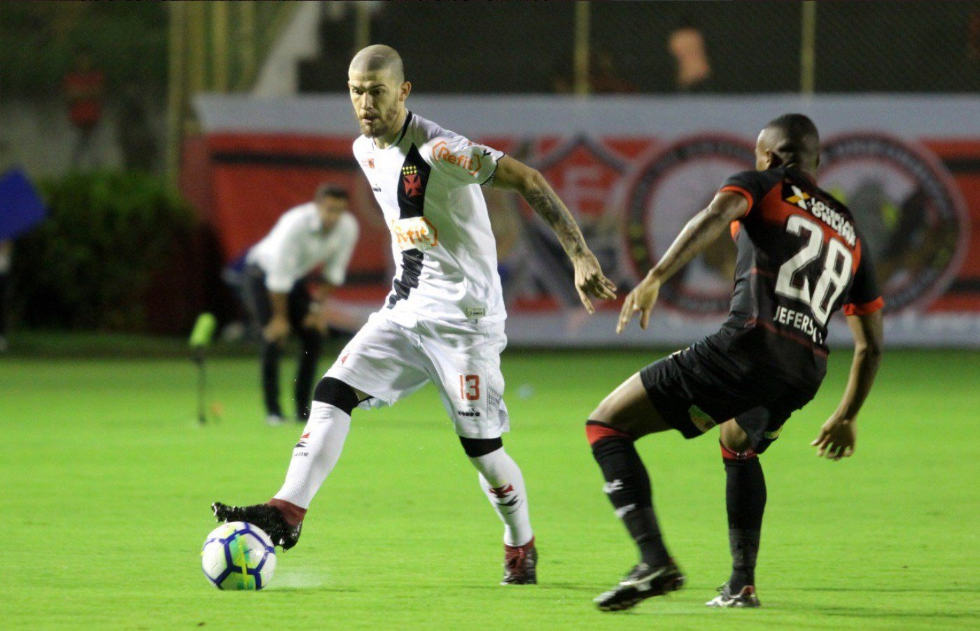 Vitoria x Vasco