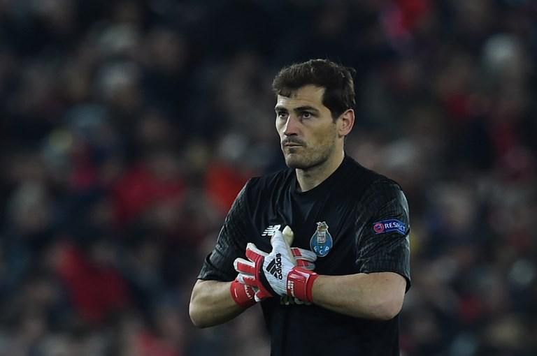 Casillas (Real Madrid e Porto) - 20 participações