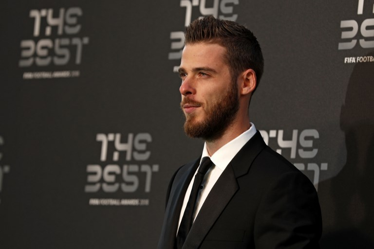 The Best -  De Gea