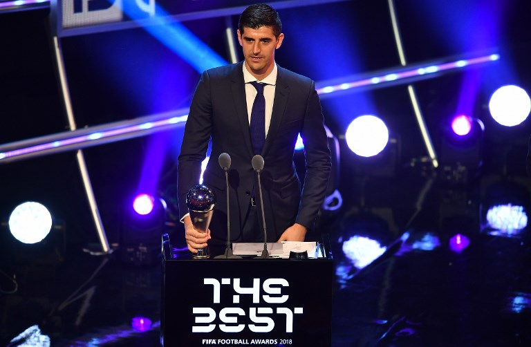 The Best - Courtois